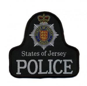 Jersey Police patch