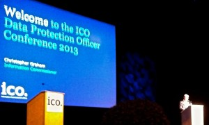 Christopher Graham addresses the 2013 ICO Data Protection Officers' Conference