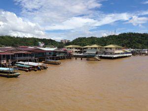 Kampung Ayer stilt village, Brunei