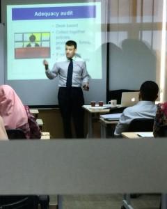 ANT-Brunei-training