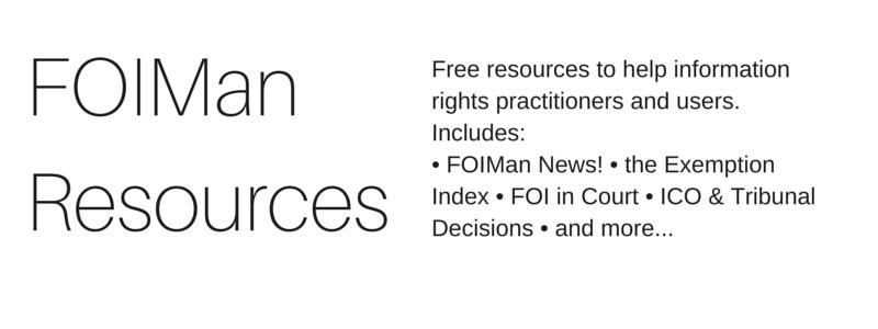 FOIMan Resources