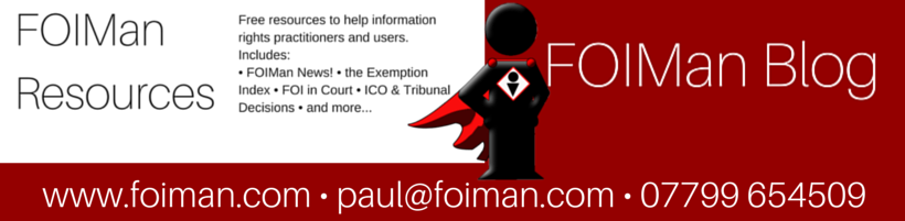 contact details and blog link