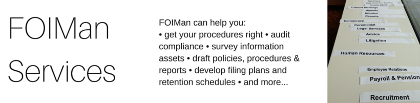 FOIMan Consultancy Services