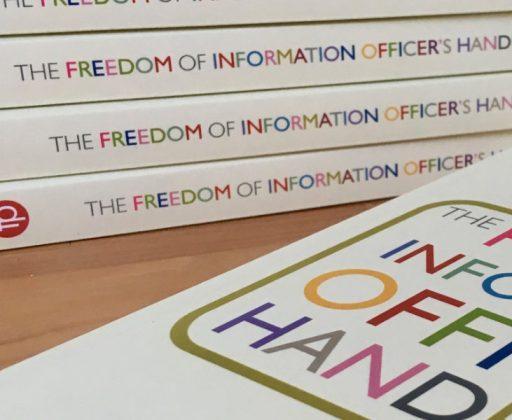 F O I Officer's Handbook