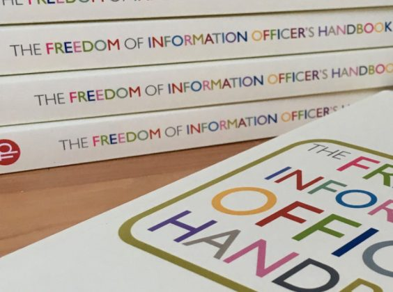 Free Chapter of The Freedom of Information Officer's Handbook