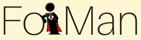 FOI Man Logo